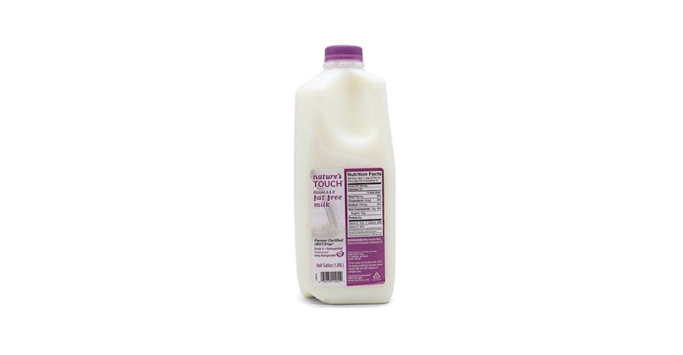 Nature's Touch Milk, 1/2 Gallon from Kwik Trip - Oshkosh W 9th Ave in Oshkosh, WI