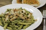 Chicken Pesto Rigatoni from Ameci Pizza & Pasta - Irvine in Irvine, CA