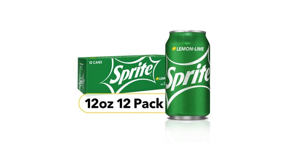 Sprite Can 12 Pack (12 oz) from CVS - Main St in Green Bay, WI