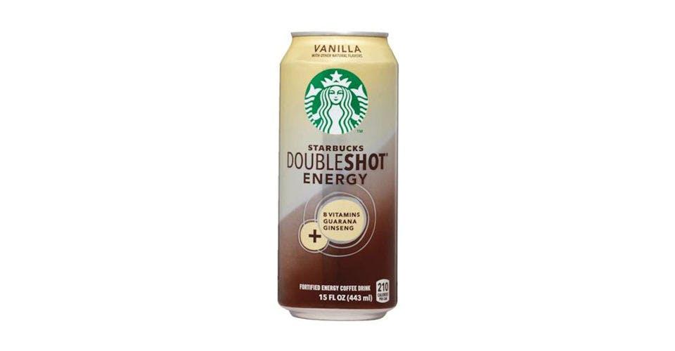 Starbucks Double Shot Energy Vanilla (15 oz) from CVS - Main St in Green Bay, WI