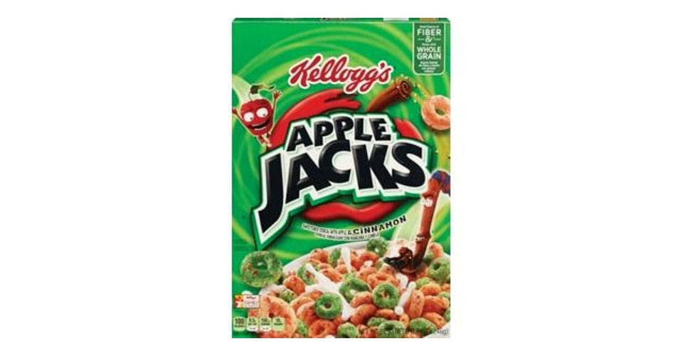 Kellogg's Apple Jacks Cereal (8.7 oz) from CVS - Main St in Green Bay, WI