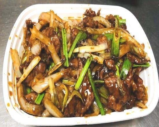 Mongolian Beef from Sichuan Taste in Cockeysville, MD