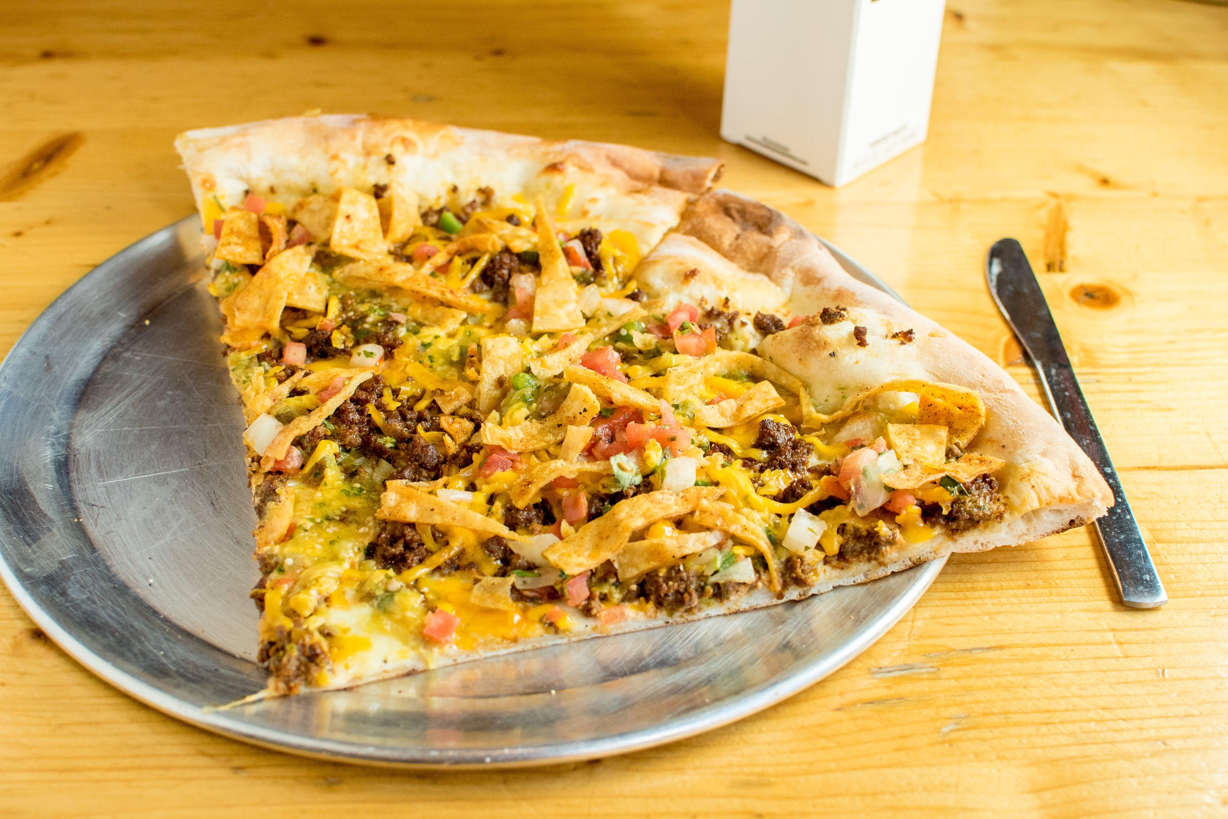 Macho Nacho from Ian's Pizza - Eastside in Milwaukee, WI