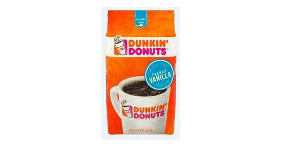 Dunkin' French Vanilla Ground Coffee (20 oz) from CVS - Main St in Green Bay, WI