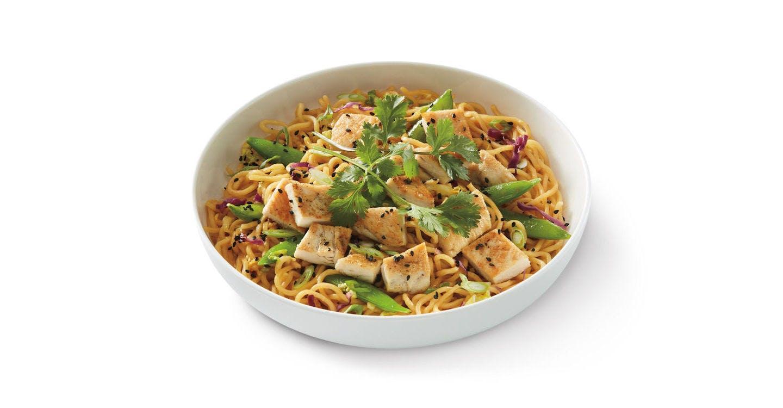 Grilled Orange Chicken Lo Mein from Noodles & Company - Kenosha 118th Ave in Kenosha, WI