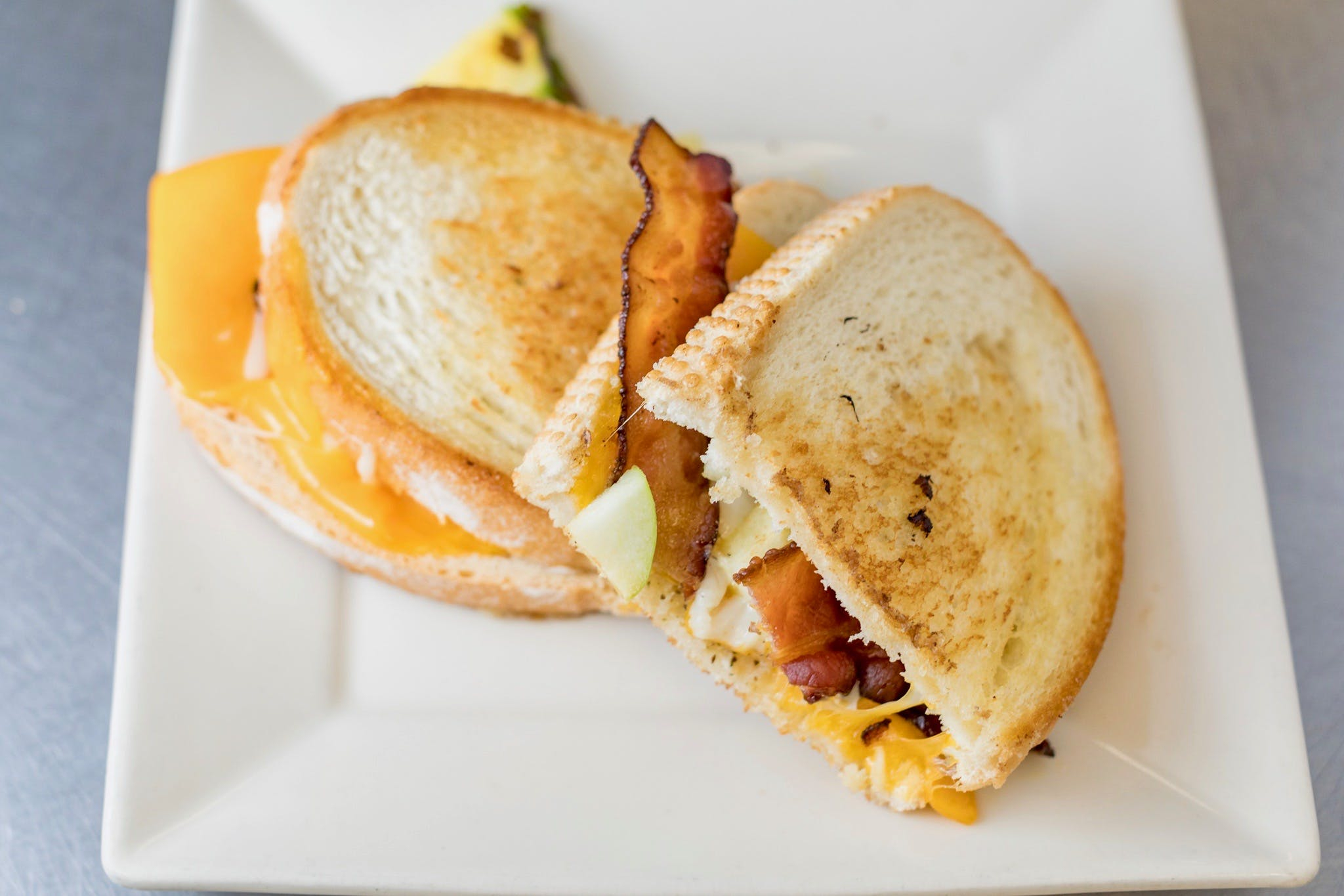 The Normandy Sandwich from The French Press in Eau Claire, WI