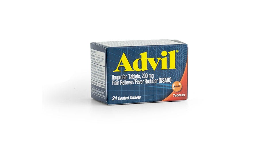 Advil Tablets 24CT from Kwik Trip - Eau Claire Water St in EAU CLAIRE, WI