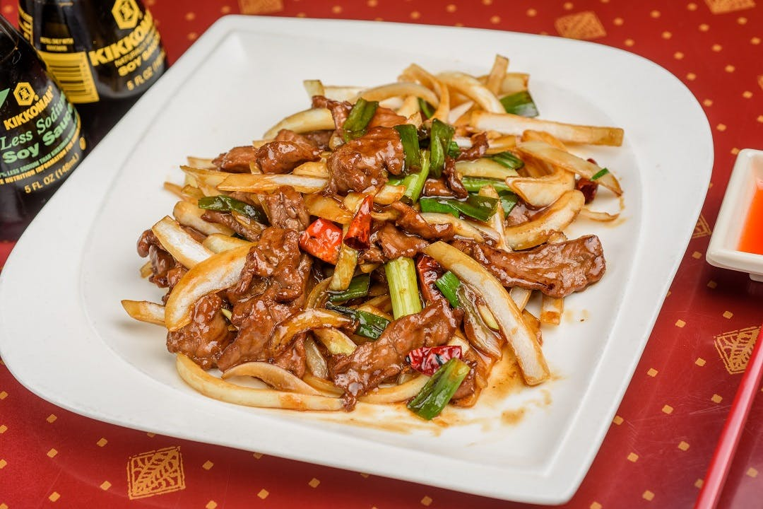 22. Mongolian Beef from Ling's Bistro in Topeka, KS