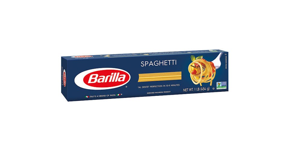 Barilla Spaghetti Noodles 16OZ from Kwik Trip - Eau Claire Water St in EAU CLAIRE, WI