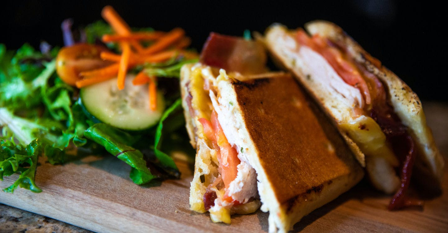 Roasted Turkey BLT from CIRC in Madison, WI