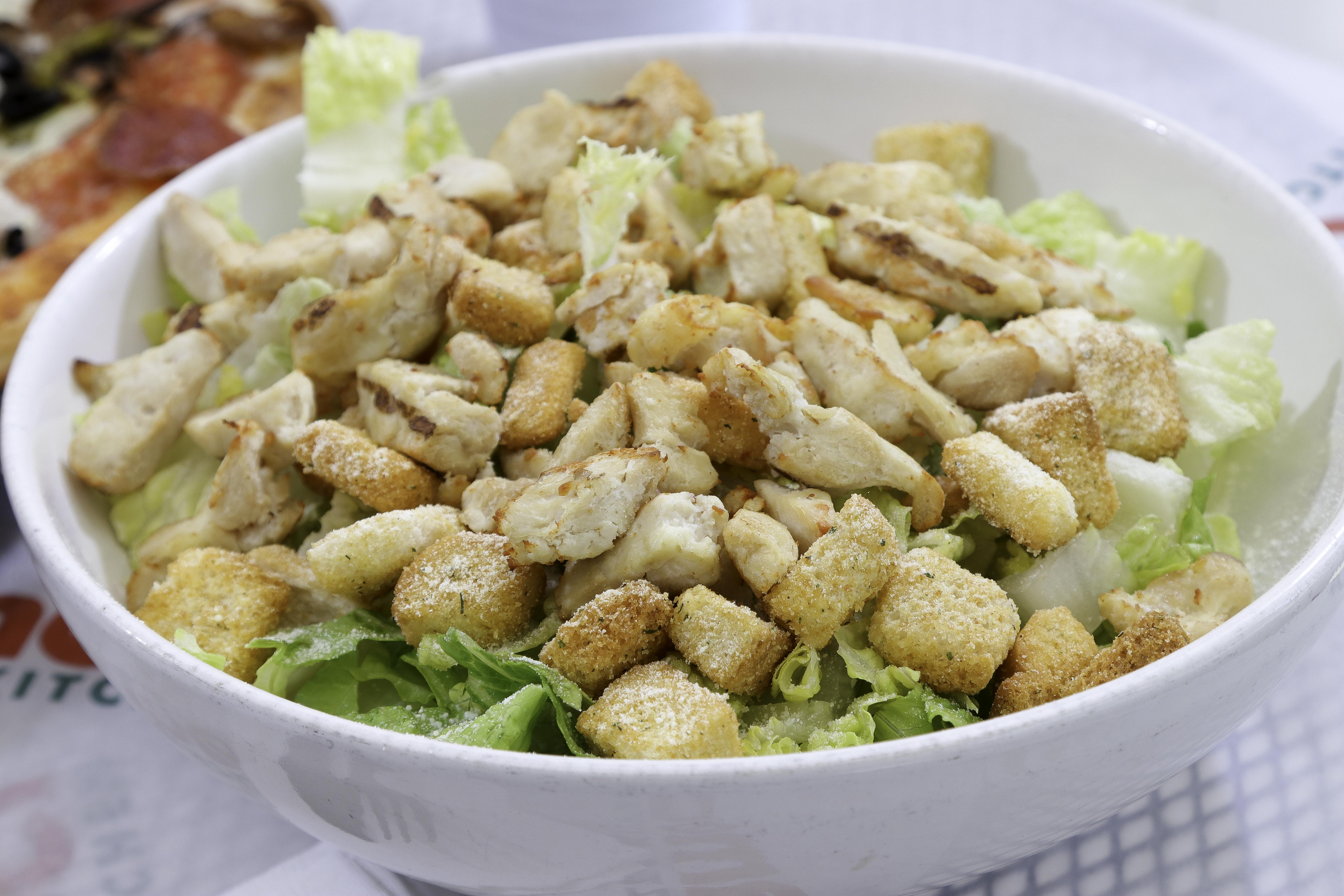 Chicken Caesar Salad from Ameci Pizza & Pasta - Lake Forest in Lake Forest, CA