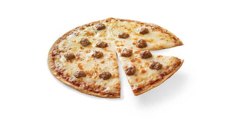 Thin Crust Pizza: Sausage from Kwik Trip - Oshkosh W 9th Ave in Oshkosh, WI