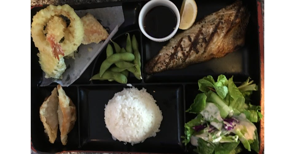 9. Lunch Bento I from Oishi Sushi & Grill in Walnut Creek, CA