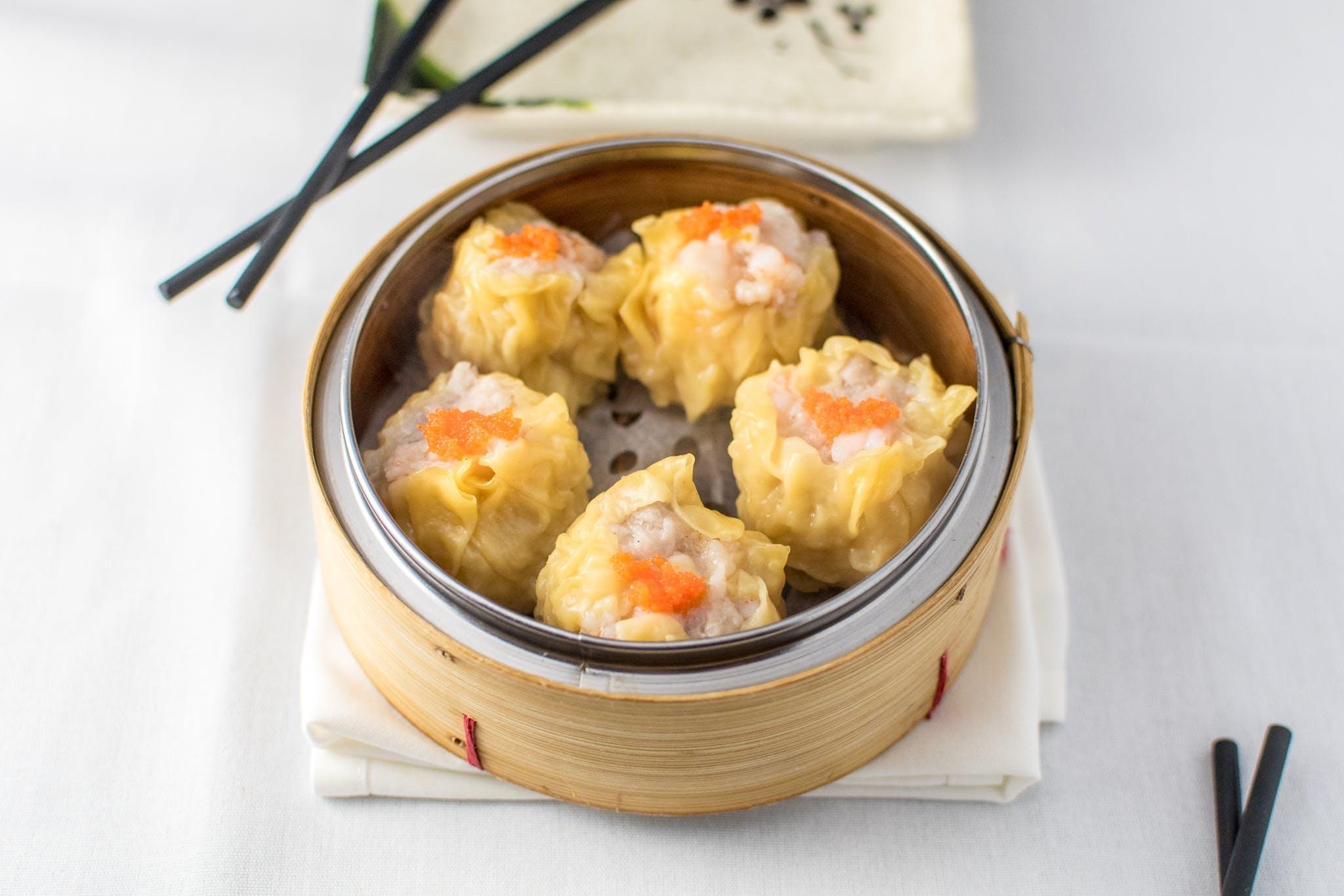02. Siu Mai (Pork & Shrimp Dumpling) from Nani Restaurant in Madison, WI
