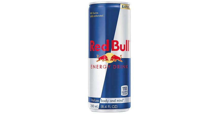 Red Bull Energy Drink (8 oz) from EatStreet Convenience - W Mason St in Green Bay, WI