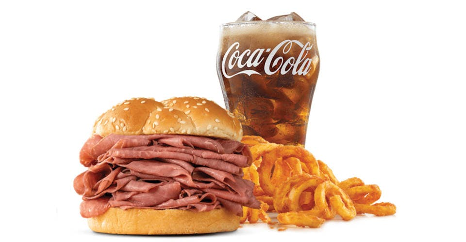 Double Roast Beef - Make it a Meal from Arby's: Eau Claire Hendrickson Dr (1958) in Eau Claire, WI