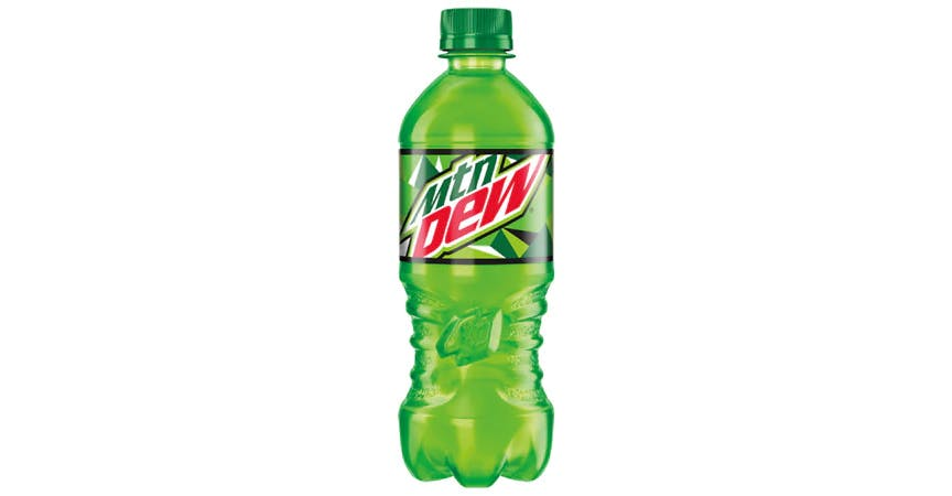 Mountain Dew Soda (20 oz) from EatStreet Convenience - SW Gage Blvd in Topeka, KS