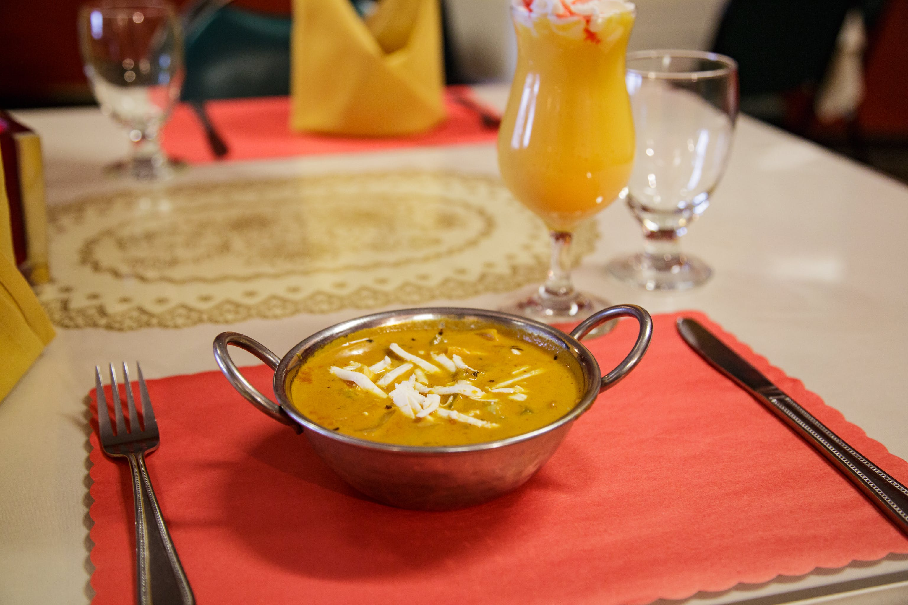 4. Chicken Tikka Masala from Maharana Restaurant in Madison, WI