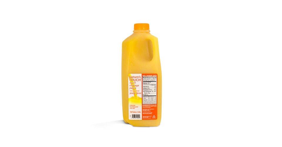 Orange Juice Half Gallon from Kwik Trip - Eau Claire Water St in EAU CLAIRE, WI