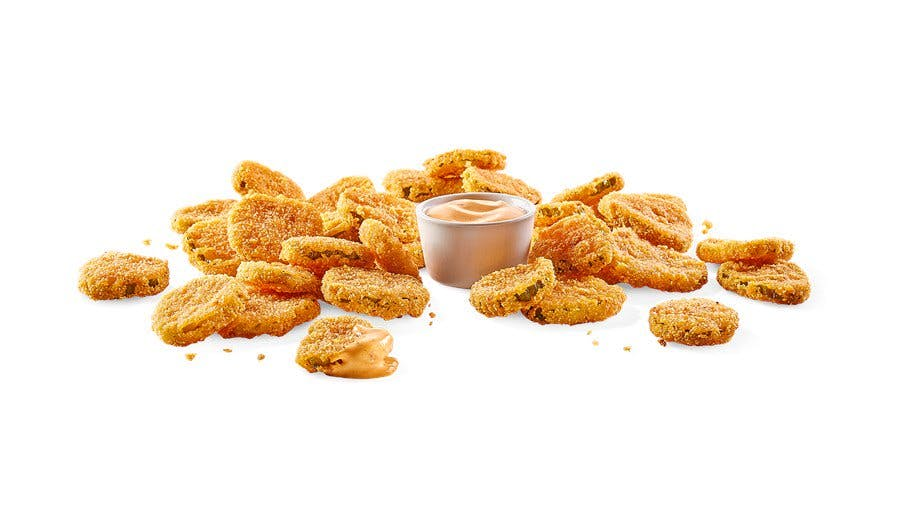 Fried Pickles from Buffalo Wild Wings - Manitowoc in Manitowoc, WI