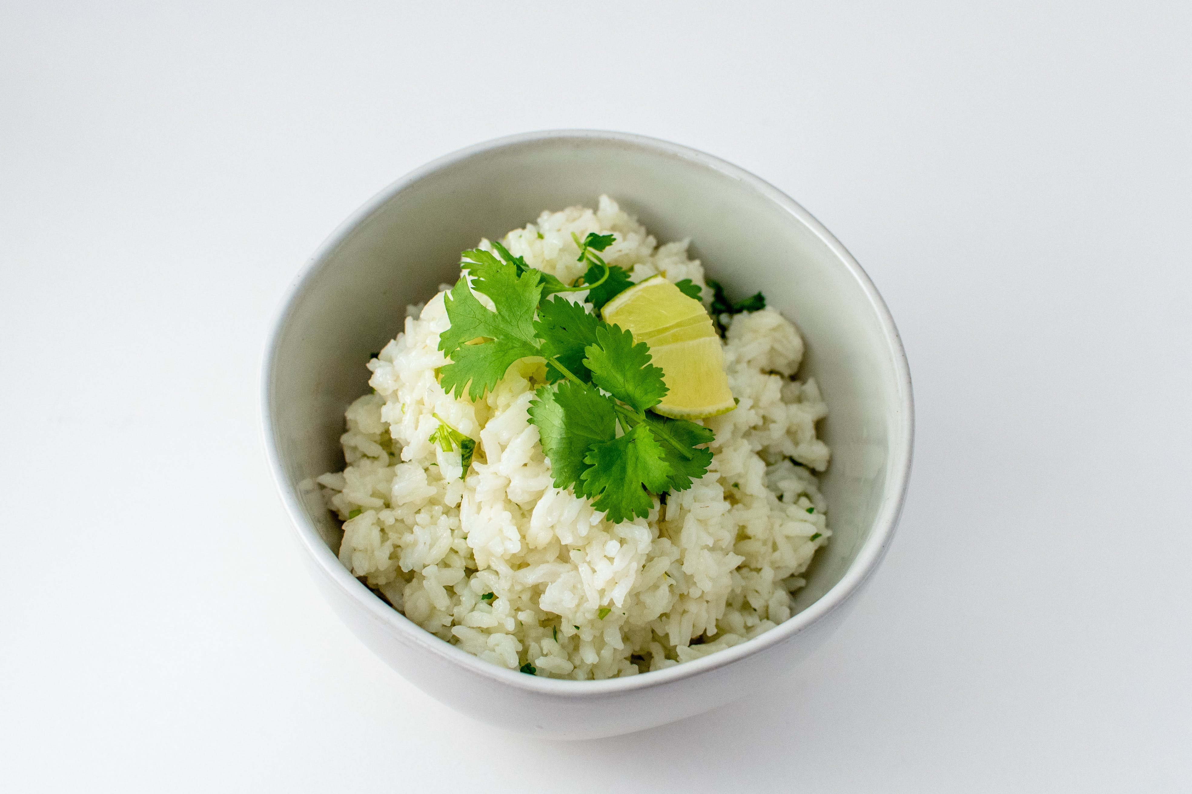 Cilantro Lime Rice from Taco Royale - Center Ave in Janesville, WI