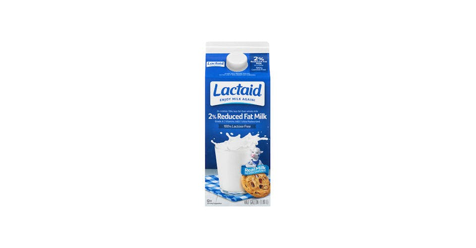 Lactaid Milk Reduced Fat 64OZ from Kwik Trip - Eau Claire Water St in EAU CLAIRE, WI