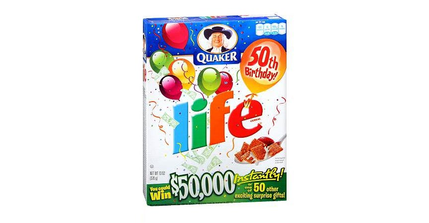 Life Cereal (13 oz) from EatStreet Convenience - W Mason St in Green Bay, WI