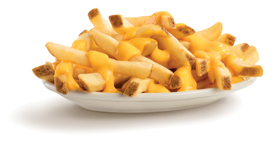 * Cheese Fries from Charleys Philly Steaks in Milwaukee, WI