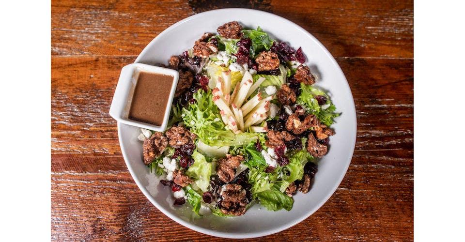 Apple-Spice Walnut Salad from Tallgrass Taphouse in Manhattan, KS