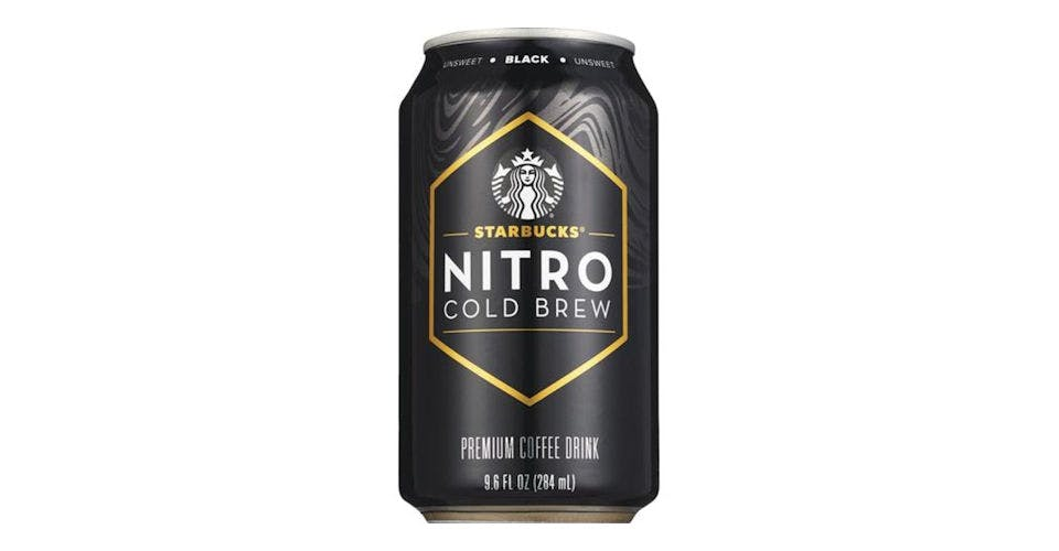 Starbucks Nitro Cold Brew Black (9.6 oz) from CVS - Main St in Green Bay, WI