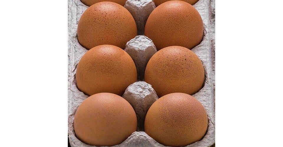 Eggs (Dozen) from Vitruvian Farms in Madison, WI