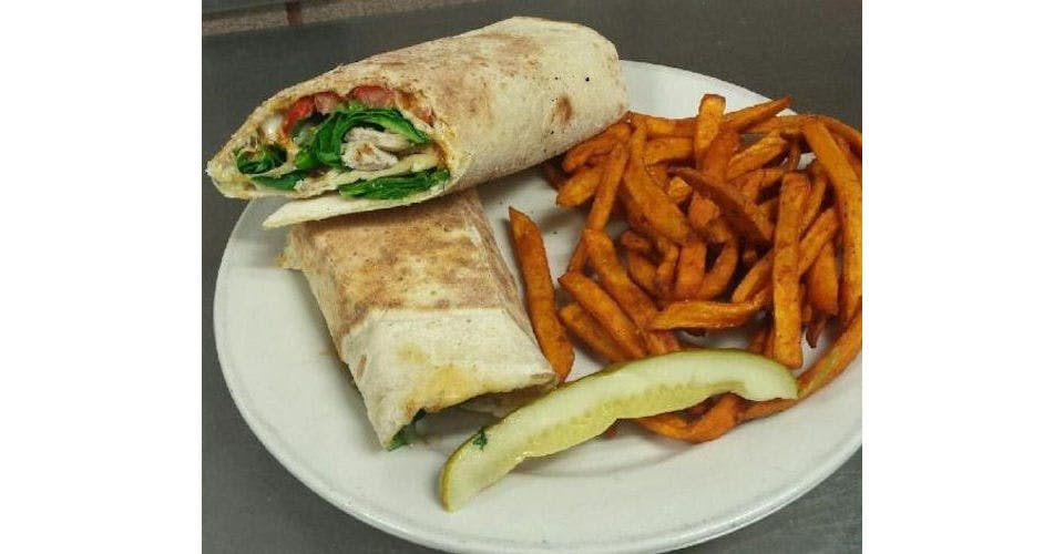 Tuscan Wrap from Grazies Italian Grill in Stevens Point, WI