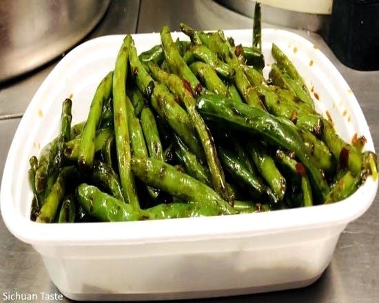 Szechuan String Beans from Sichuan Taste in Cockeysville, MD