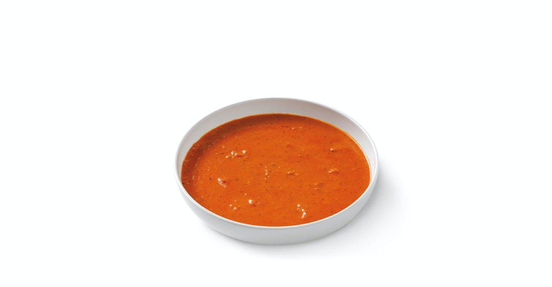 Tomato Basil Bisque from Noodles & Company - Kenosha 118th Ave in Kenosha, WI