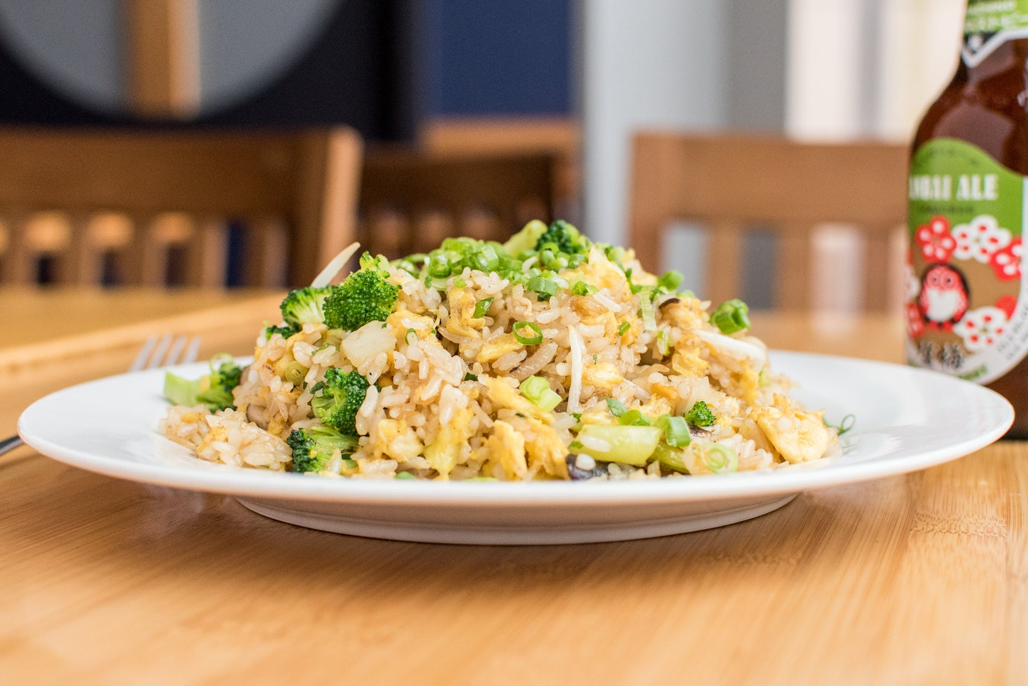 Veggie Fried Rice from Tavernakaya in Madison, WI