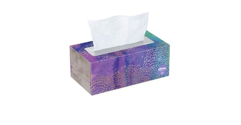 Kleenex Ultra Soft Facial Tissues Flat Box (120 ct) from CVS - Main St in Green Bay, WI