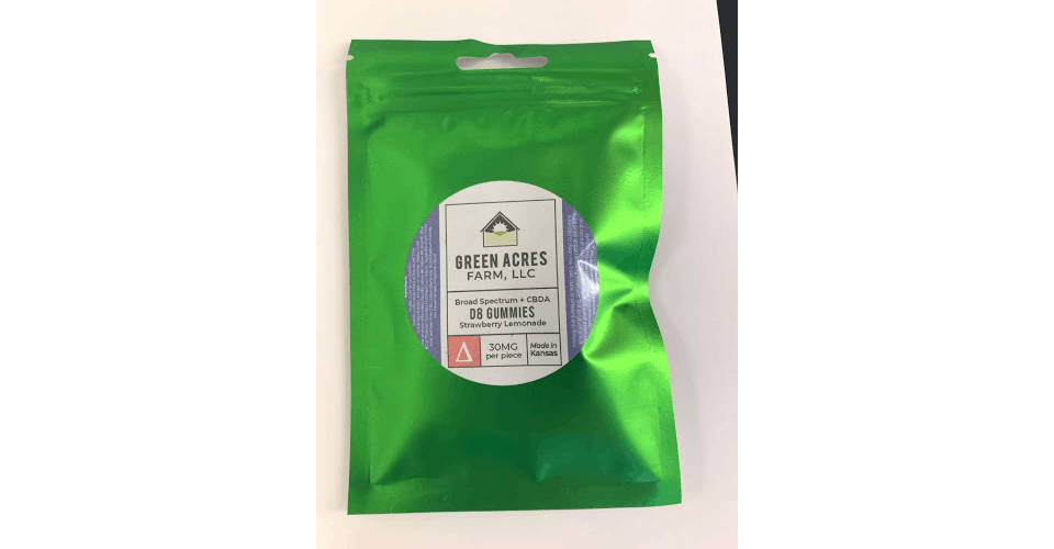 Green Acres Farm - Delta 8 10 Pack from Complete Nutrition in Manhattan, KS