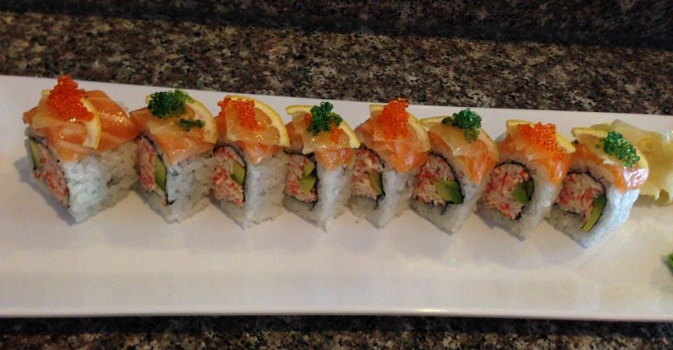 79. 49er's Roll from Oishi Sushi & Grill in Walnut Creek, CA