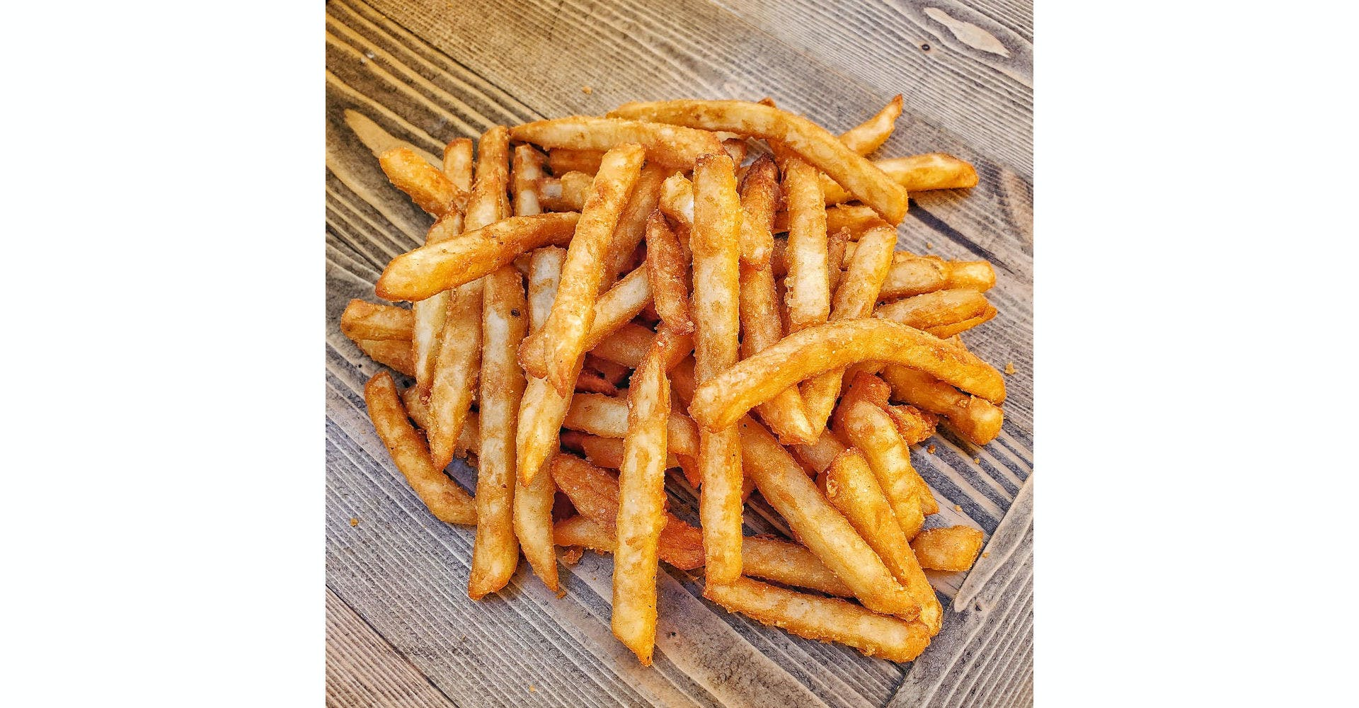 Small Fries from Parthenon Gyros in Madison, WI