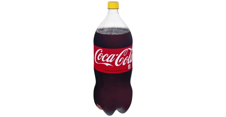Coca-Cola Soda (2 ltr) from EatStreet Convenience - W Mason St in Green Bay, WI