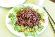 Szechuan Style Spicy Shredded Beef from Chia Shiang in Ann Arbor, MI