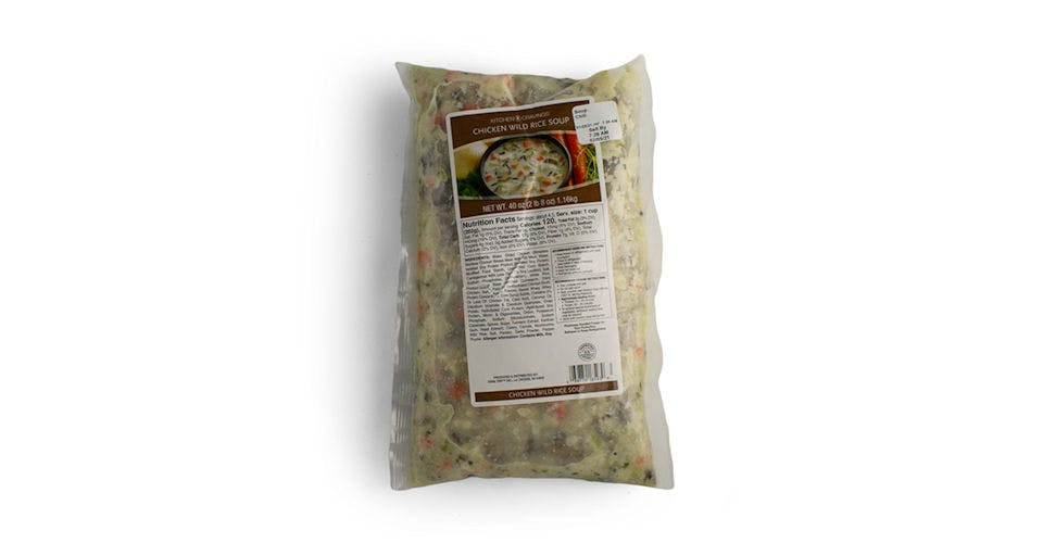 Soup Bag Chicken Wild Rice from Kwik Trip - Eau Claire Water St in EAU CLAIRE, WI