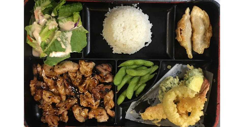 1. Lunch Bento A from Oishi Sushi & Grill in Walnut Creek, CA