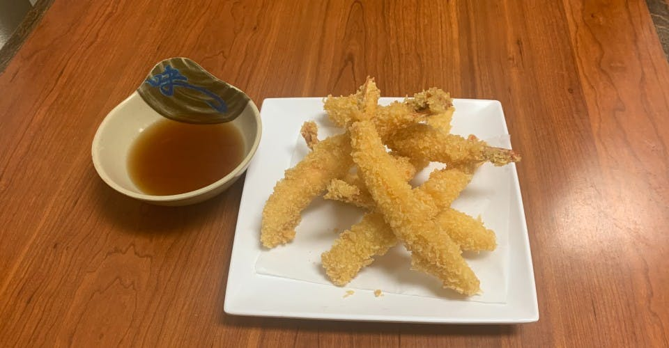 42. Shrimp Tempura (6 Pcs) from Oishi Sushi & Grill in Walnut Creek, CA