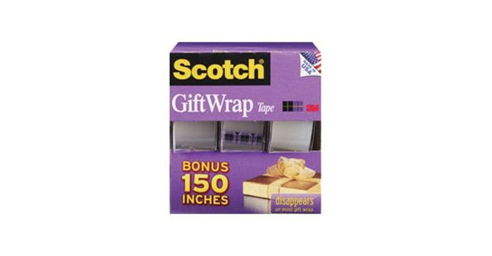 Scotch Gift Wrap Tape (1 ct) from CVS - Main St in Green Bay, WI