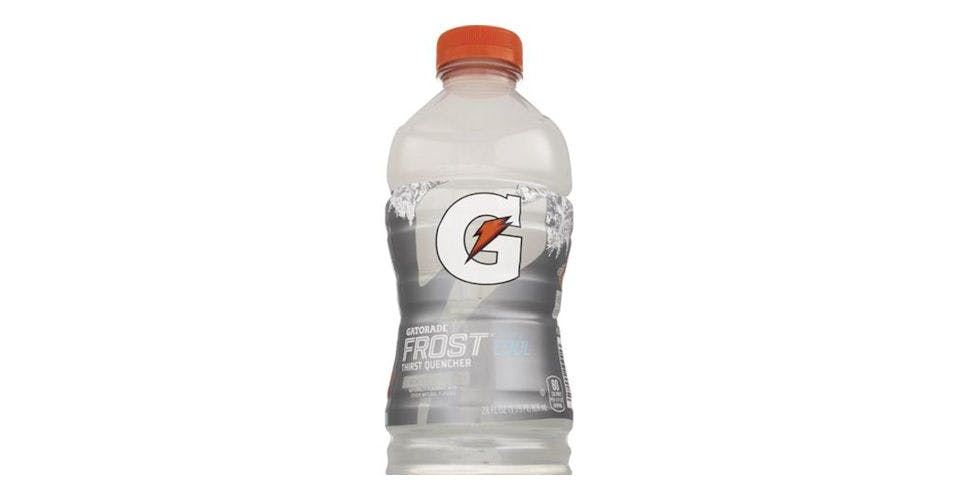Gatorade Frost Thirst Quencher Glacier Cherry (28 oz) from CVS - Main St in Green Bay, WI