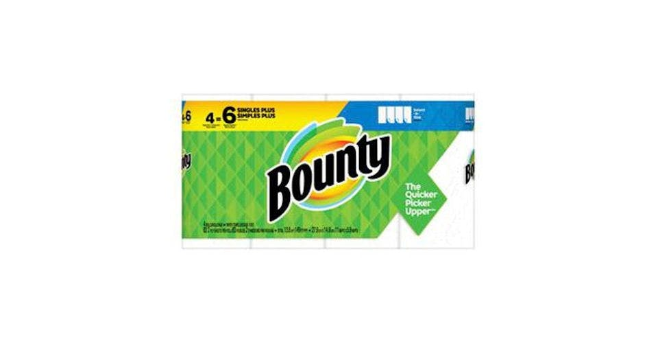 Bounty Select-A-Size Paper Towels White (4 ct) from CVS - Main St in Green Bay, WI