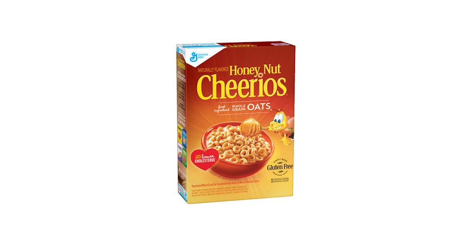 Honey Nut Cheerios 10.8OZ from Kwik Trip - Eau Claire Water St in EAU CLAIRE, WI