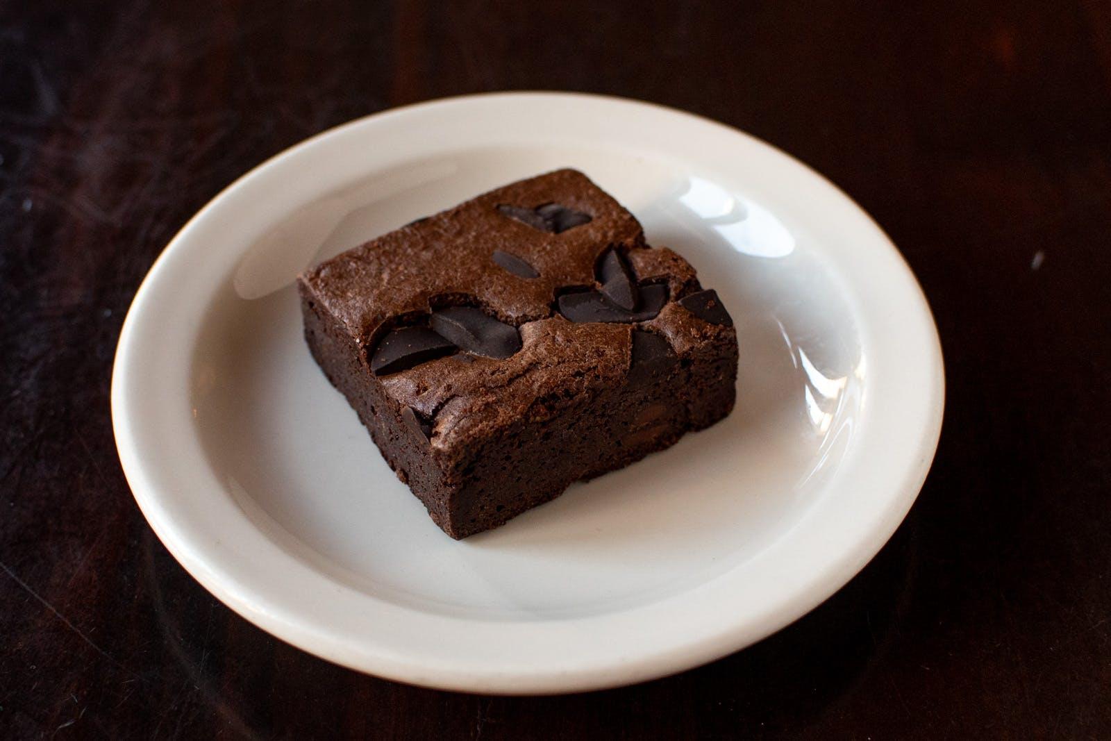 Chocolate Chunk Brownie (GF) from Midcoast Wings - University Ave in Cedar Falls, IA