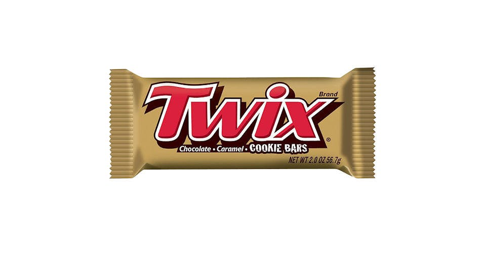 Twix Bar from Kwik Trip - Eau Claire Water St in EAU CLAIRE, WI